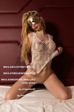 Idiatou escorts